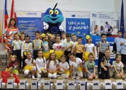 Uczniowie klas Ia i IIIb świętowali Dzień Europy-2