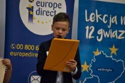 Uczniowie klas Ia i IIIb świętowali Dzień Europy-3